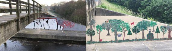 Elsecar Park Mural