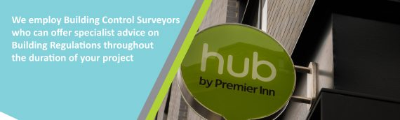 We employ Building Control Surveyors who can offer specialist advice