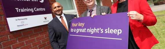 Collaboration with Premier Inn to provide 'premier' hotel rooms at Hereward College