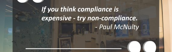 Compliance quotation Paul McNulty, Former US Deputy Attorney General