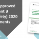 Amendments to the Approved Documents – Volume 1 & 2