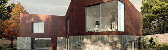 Residential build at Red Post Hill, London