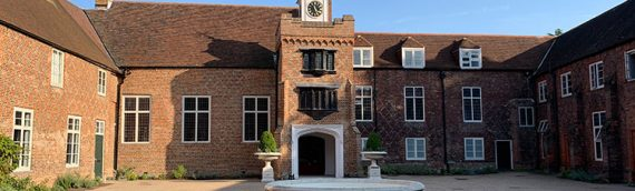 Extensive refurbishment project for London's Grade I Listed Building, Fulham Palace